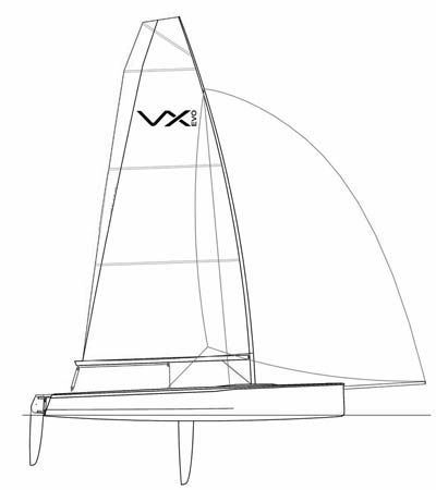 VX EVO drawing