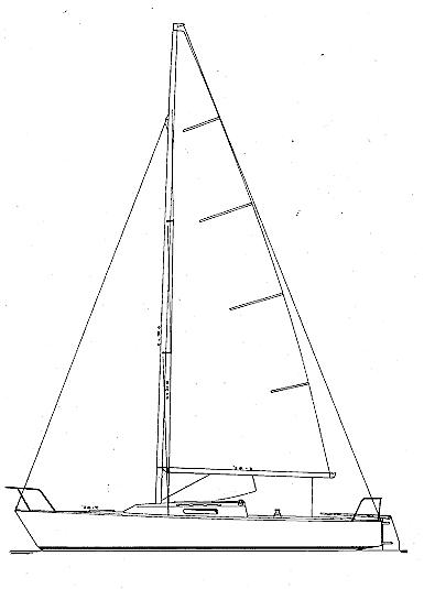 J/27 drawing