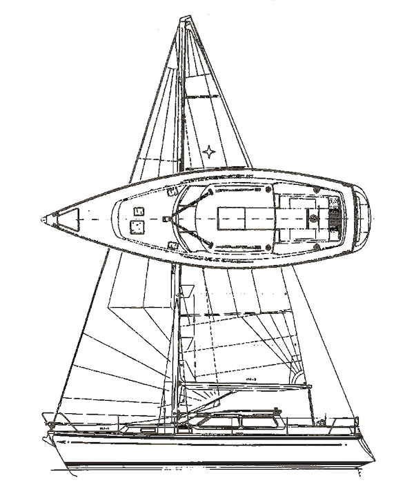 SIRIUS 38DS drawing