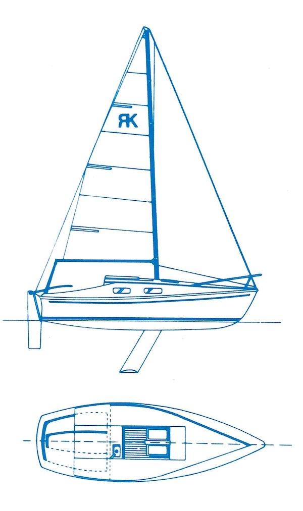 RK 20 drawing