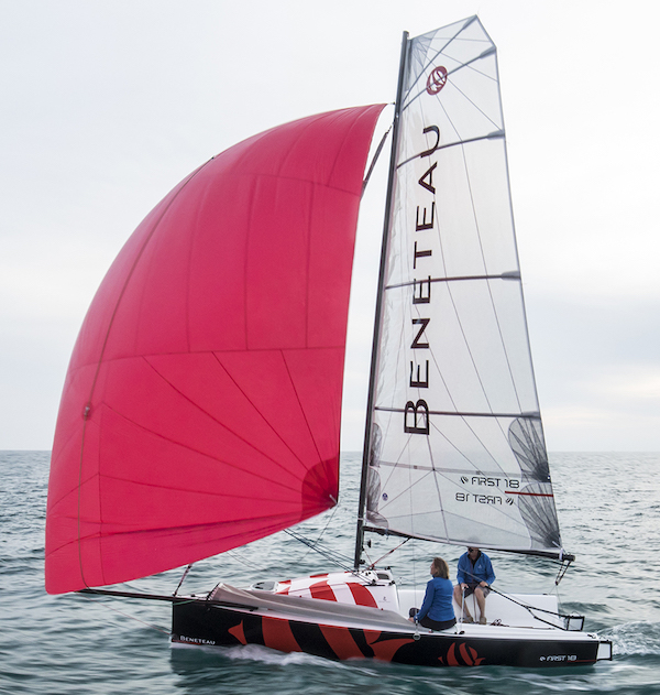 SailboatData com - FIRST 18-2 (BENETEAU) Sailboat