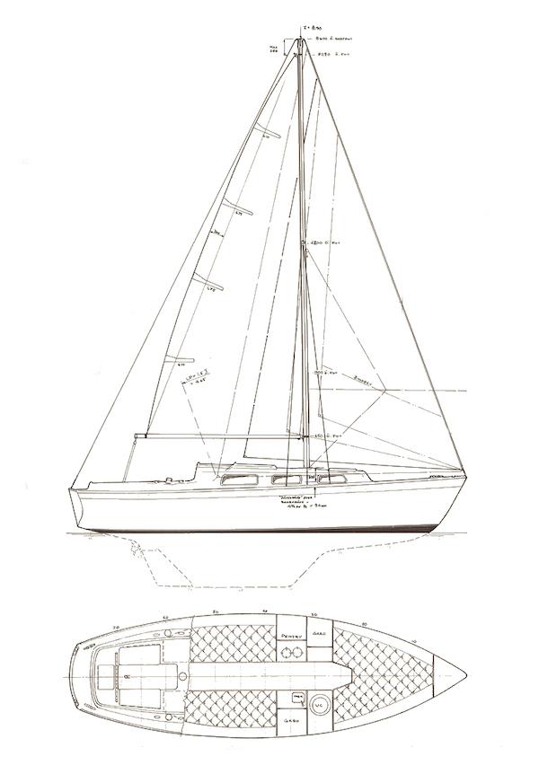 TUR 80 drawing