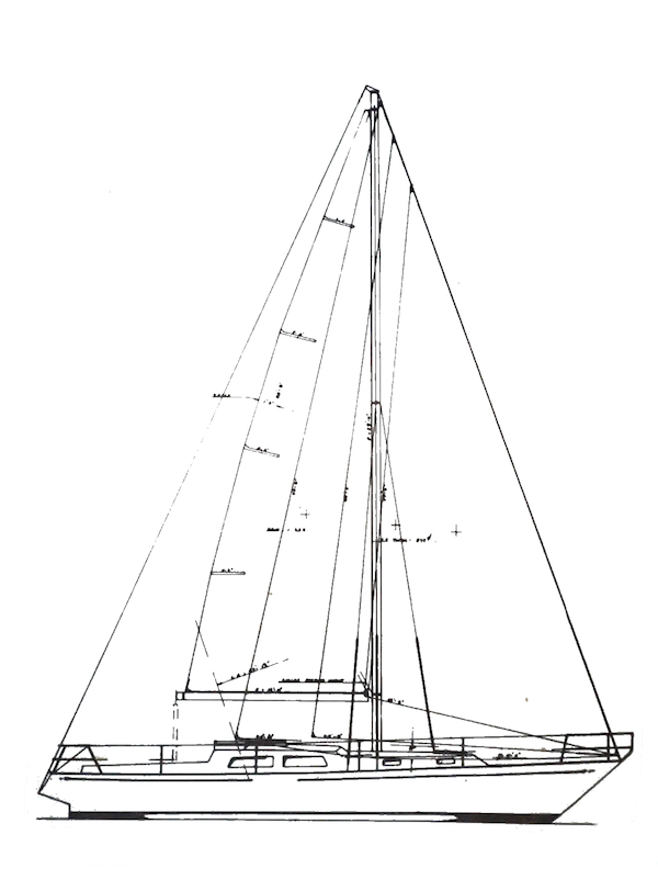PACIFIC 38 drawing
