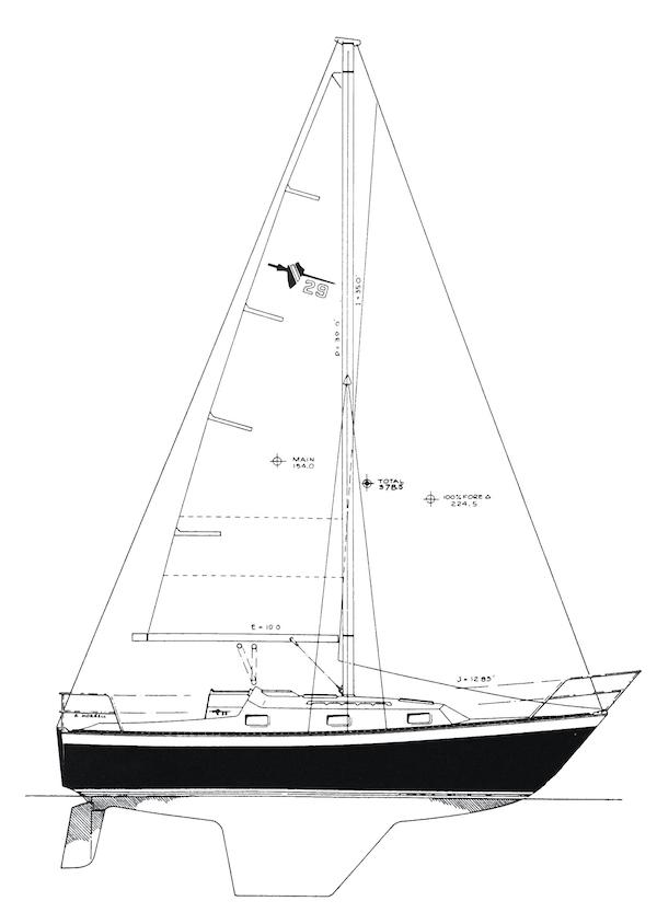 LANCER 29-3 drawing