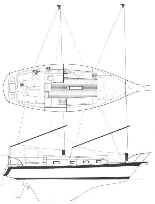 OFFSHORE 33 (SCOTT) drawing