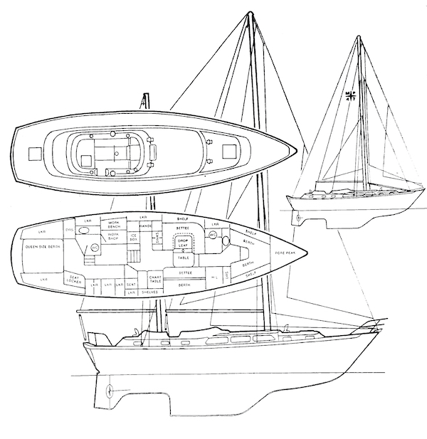 PERRY 47 drawing