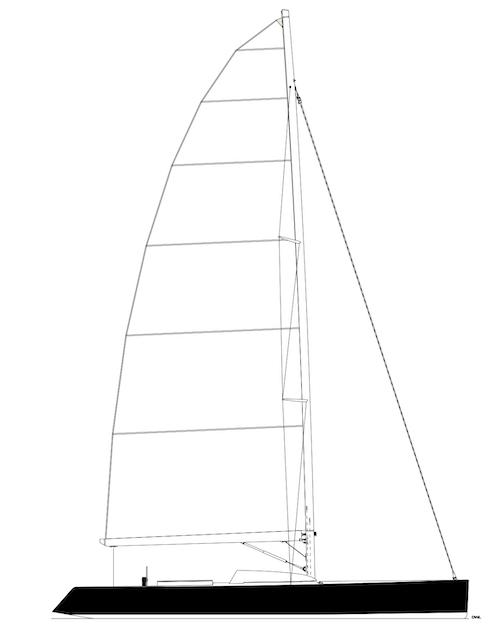 B38 (BRENTA) drawing