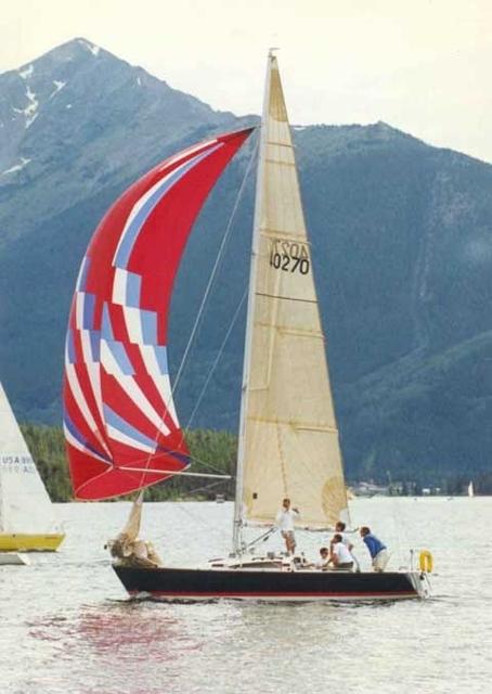 SailboatData com - TARTAN PRIDE 270 Sailboat For Sale