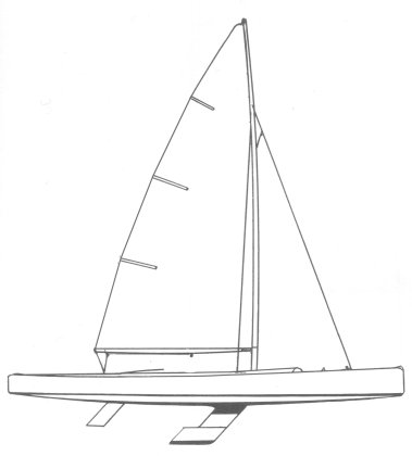 110 drawing on sailboatdata.com