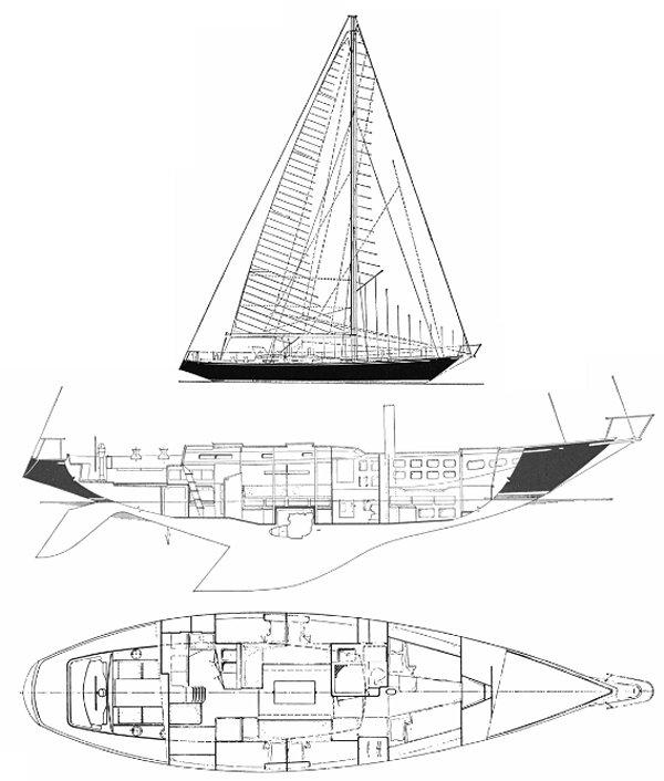 C&C 53 (INFERNO) drawing