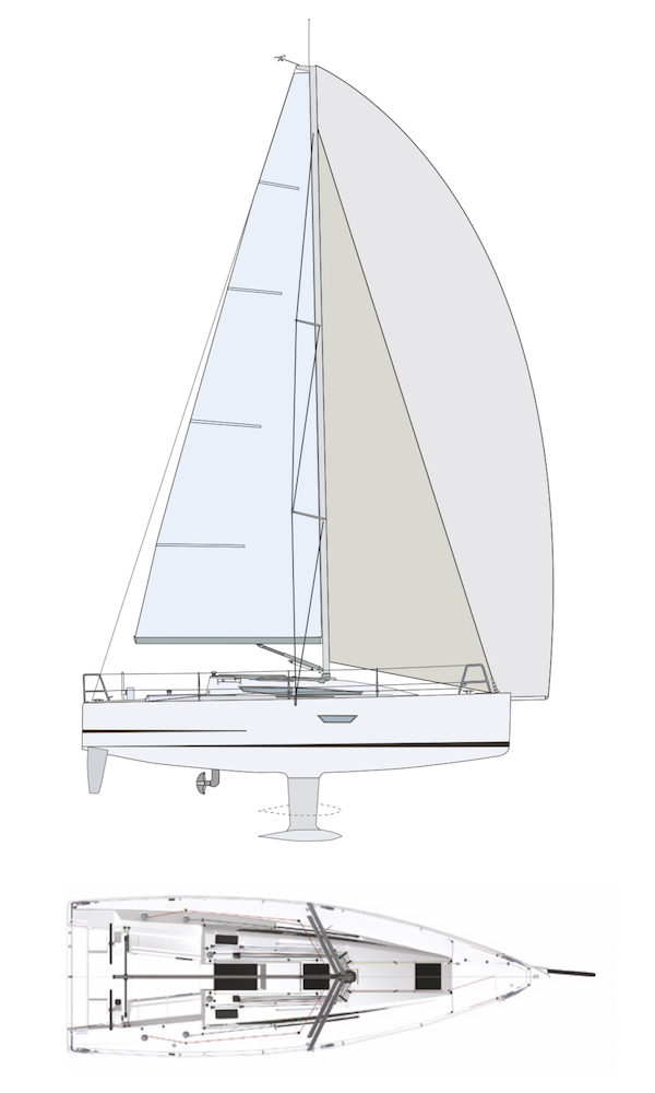 ELAN E4 drawing
