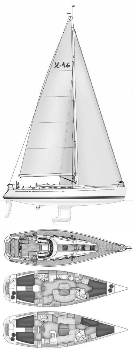 X-46 drawing