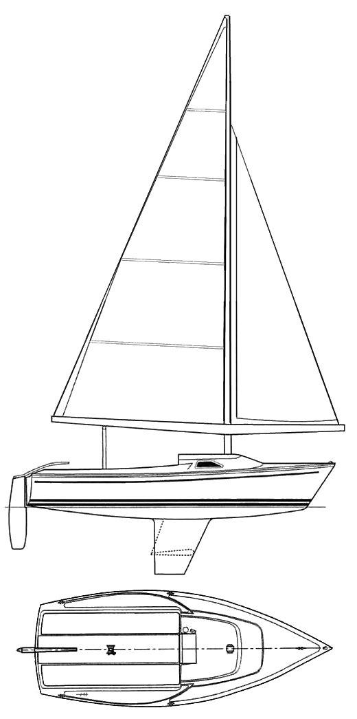 AERO 20 (CATALINA) drawing