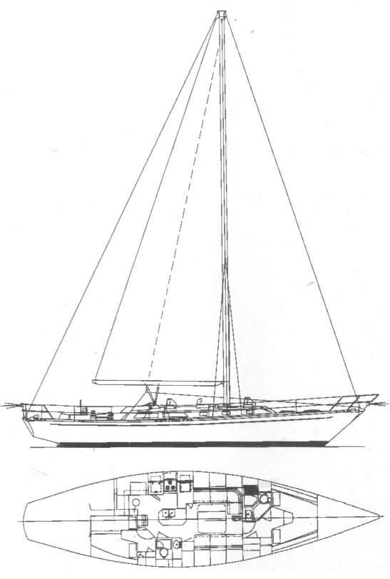 ALDEN 50 drawing