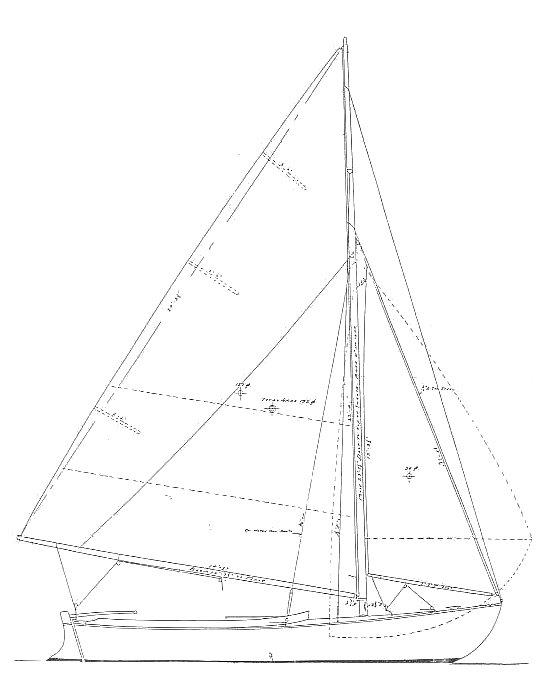 ALDEN O CLASS MK II drawing