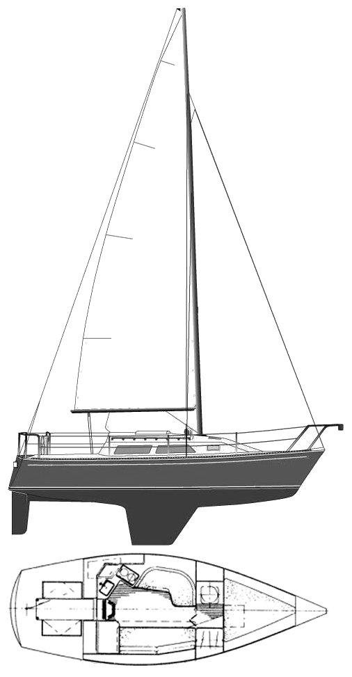 ALOHA 8.2 drawing