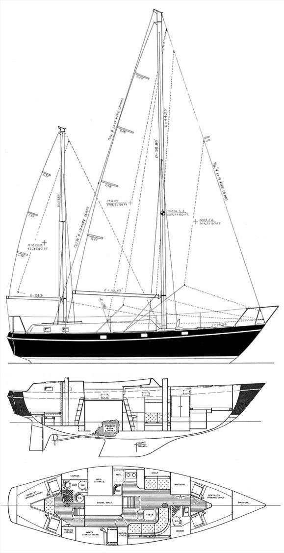ALPA 36 MS drawing