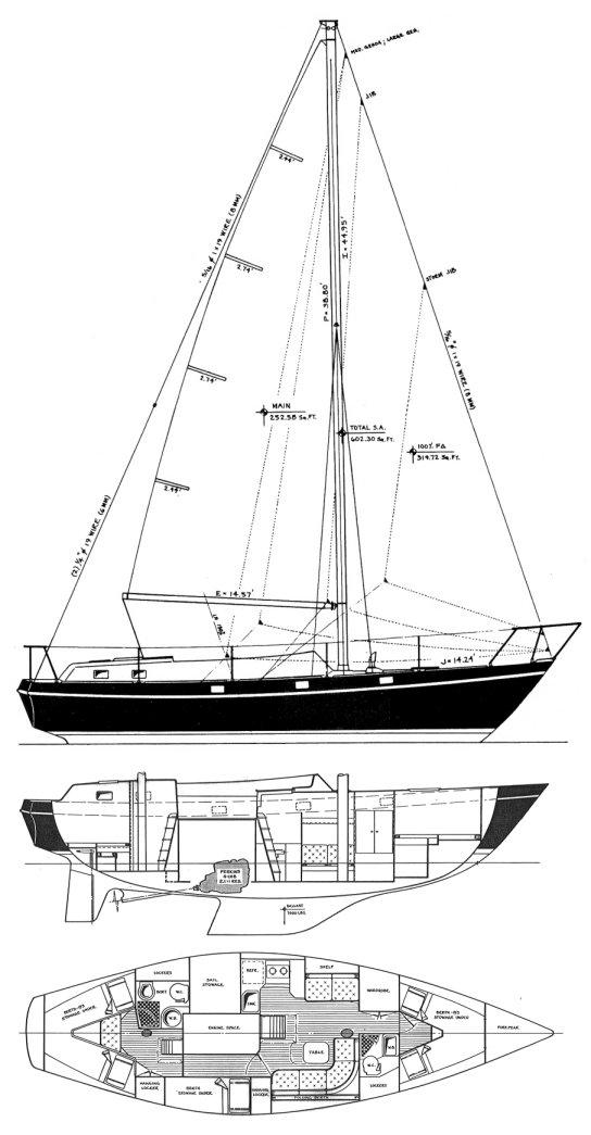 ALPA 38 drawing