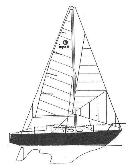 ALPA A8 drawing