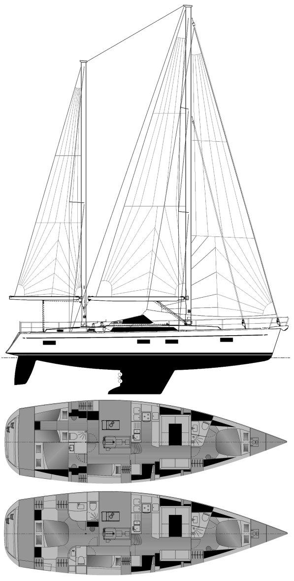 AMEL 55 drawing