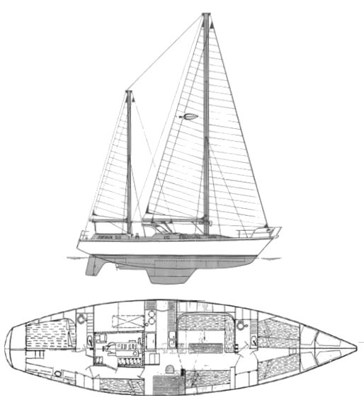 mango 52  amel  sailboat specifications and details on sailboatdata com