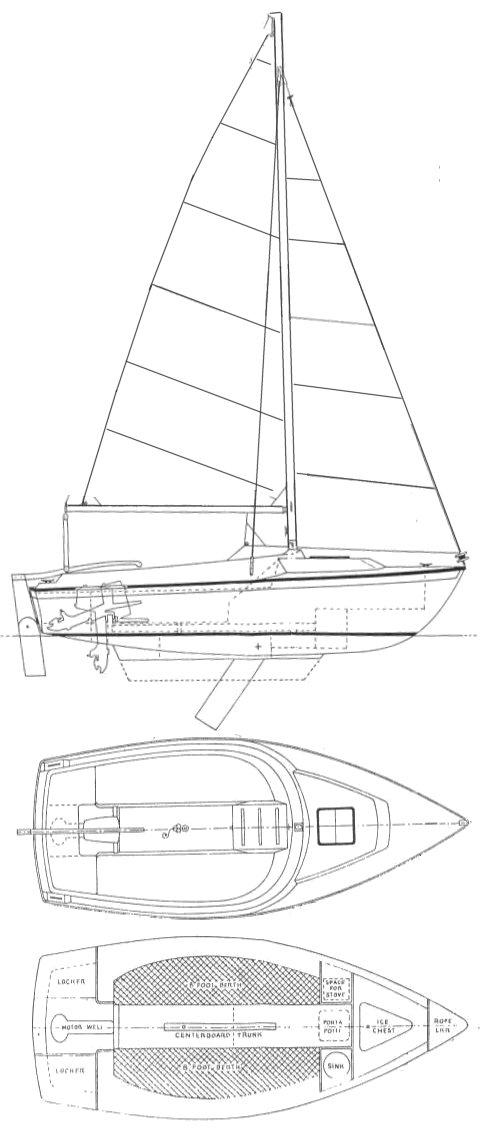 ANTARES 17 drawing