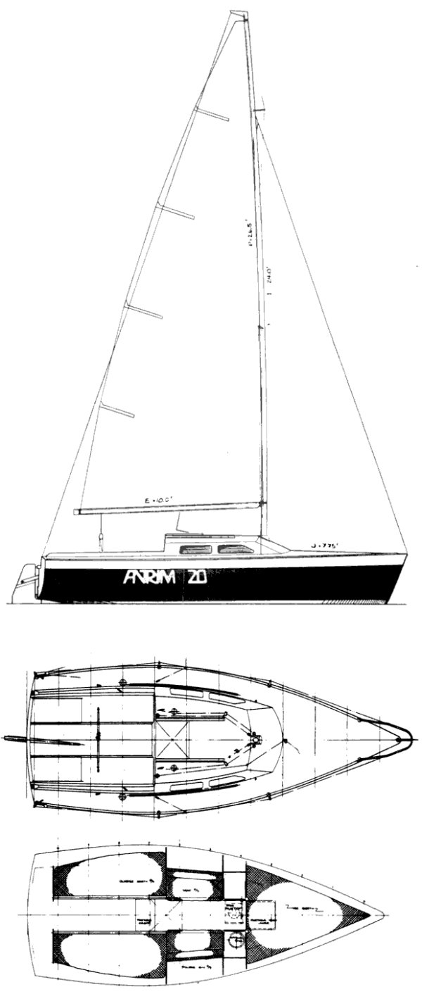 ANTRIM 20 drawing
