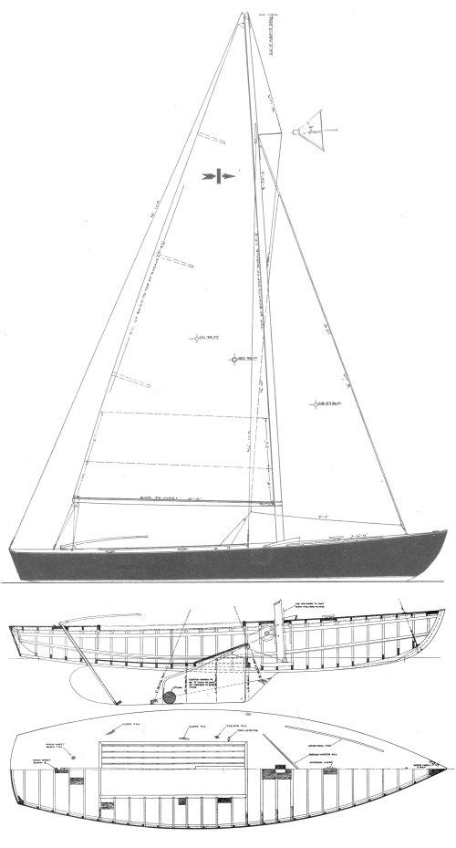 ARROW (S&S) drawing
