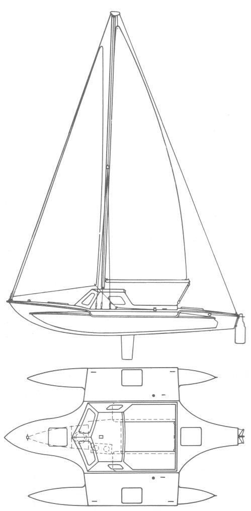 ARROWHEAD 24 drawing