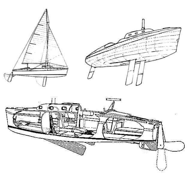 ATALANTA 26 drawing