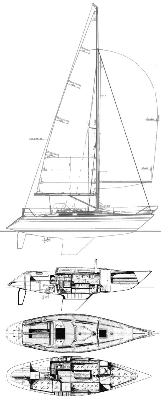 ATHENA 34 drawing