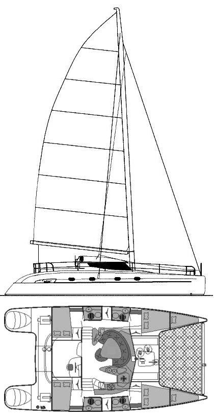 BAHIA 46 drawing