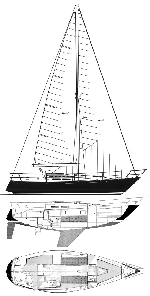 BALTIC 33 drawing