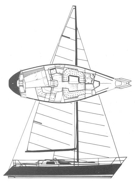 BALTIC 35 drawing