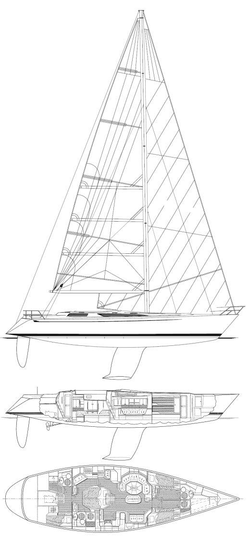 BALTIC 58 drawing