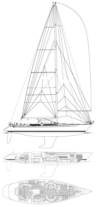 BALTIC 64 drawing