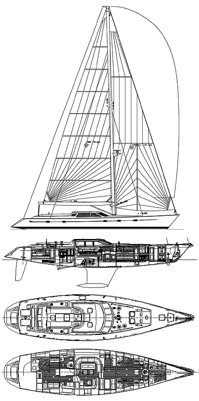 BALTIC 73 drawing
