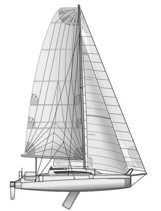 BANDIT 870 drawing