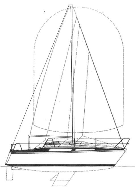 BAVARIA 808 drawing