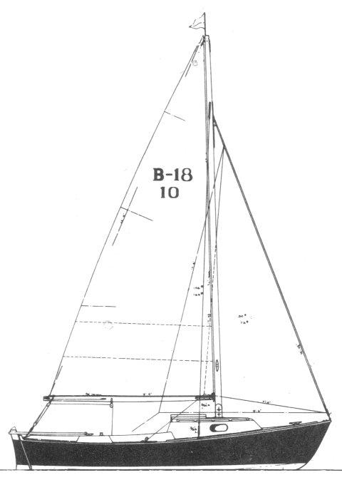 BAYMASTER 18 drawing