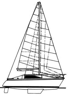 BI-LOUP 7.65 drawing