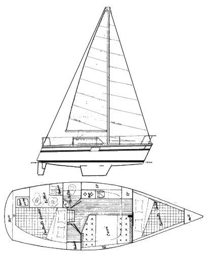 BI-LOUP 77 drawing