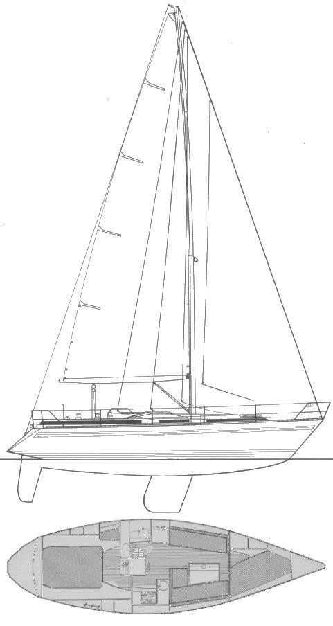 BIANCA 107 drawing