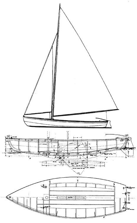 BISCAYNE BAY 14 drawing