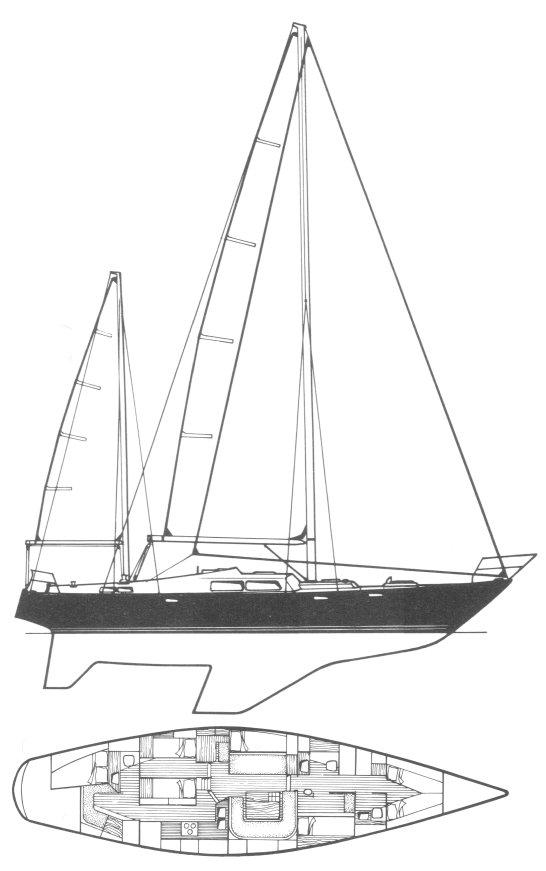BOWMAN 57/58 drawing
