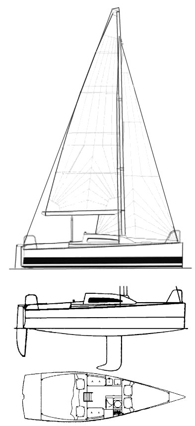 BREMER 25 drawing