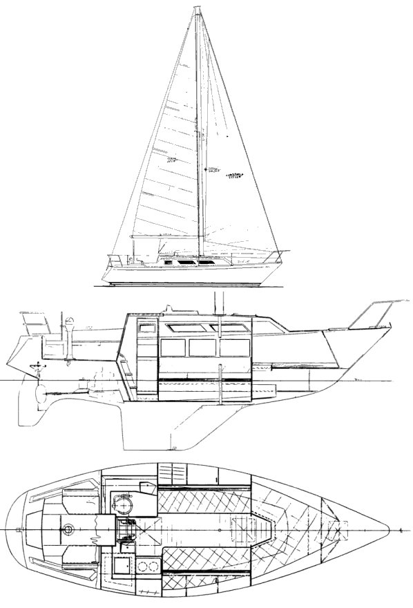 BRISTOL 27-2 drawing