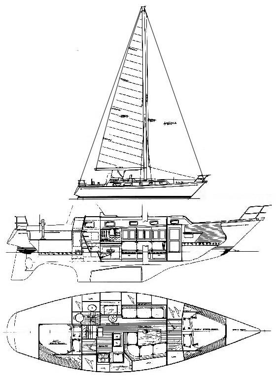 BRISTOL 3800 drawing