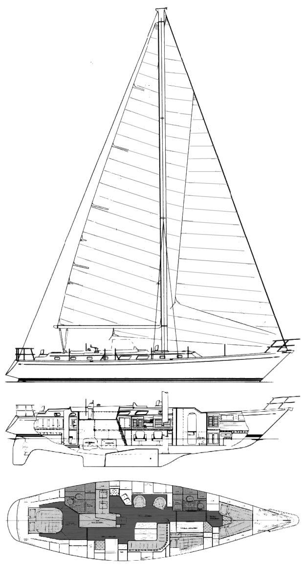 BRISTOL 54.4 drawing