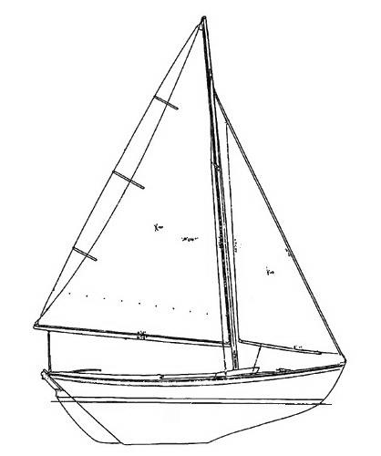 BUZZARDS BAY 14 drawing